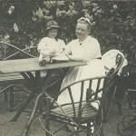 Alva & tytär
