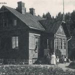 Tomtebo vuodelta 1908